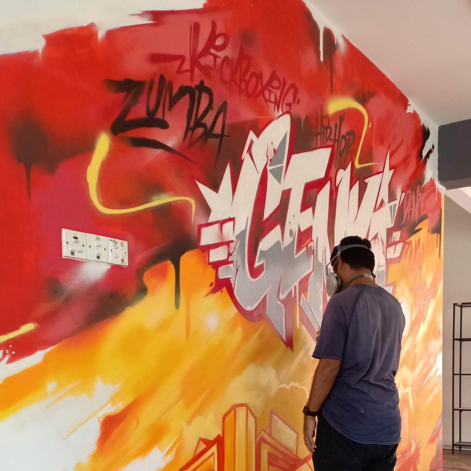Perol Graffiti Malaysia