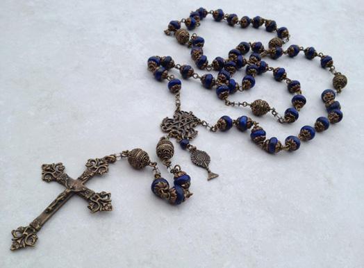All Beautiful Catholic Beads: ROSARIES
