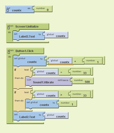 برمجة تطبيق أندرويد