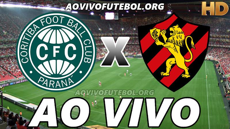 Coritiba x Sport Ao Vivo Online HD