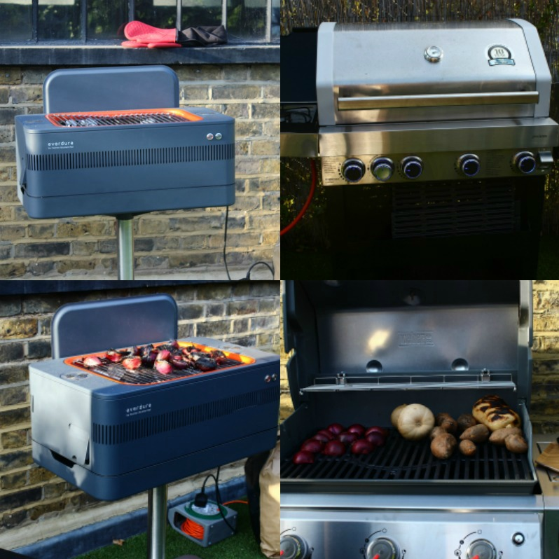 the event was held at brunswick studios in kilburn and was primarily to get a chance to test out john lewisu0027s range of electric and gas barbeques including