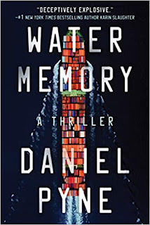 Book Review and GIVEAWAY: Water Memory, by Daniel Pyne {ends 2/22}