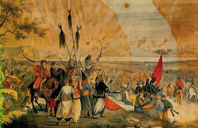 14 Ιουνίου 1825: Τελευταίες προσπάθειες του Ιμπραήμ να παραμείνει στην Αργολίδα