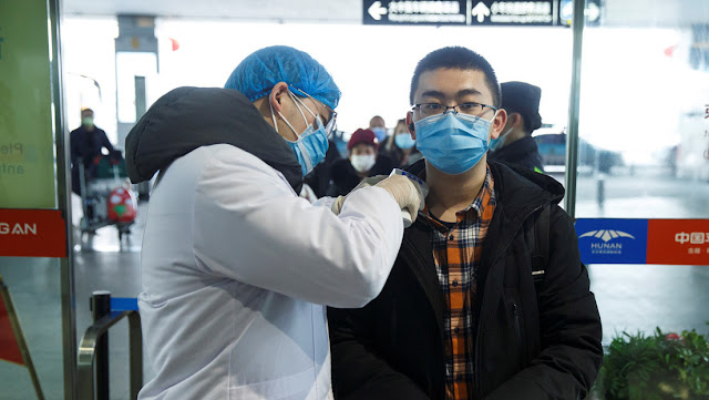 Trump: EE.UU. ofrece a China la ayuda que necesite contra el brote del coronavirus
