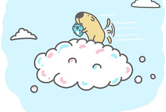 Truyện Mìn Lèo #139: Bong bóng lên trời