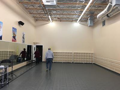 Fun Poking Around Eldorado Musical Theatre's (EDMT) Rehearsal Space and Warehouse