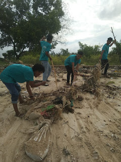 Komunitas Pemuda Sekotong Bersih Pantai, Dukungan Untuk Zero Waste