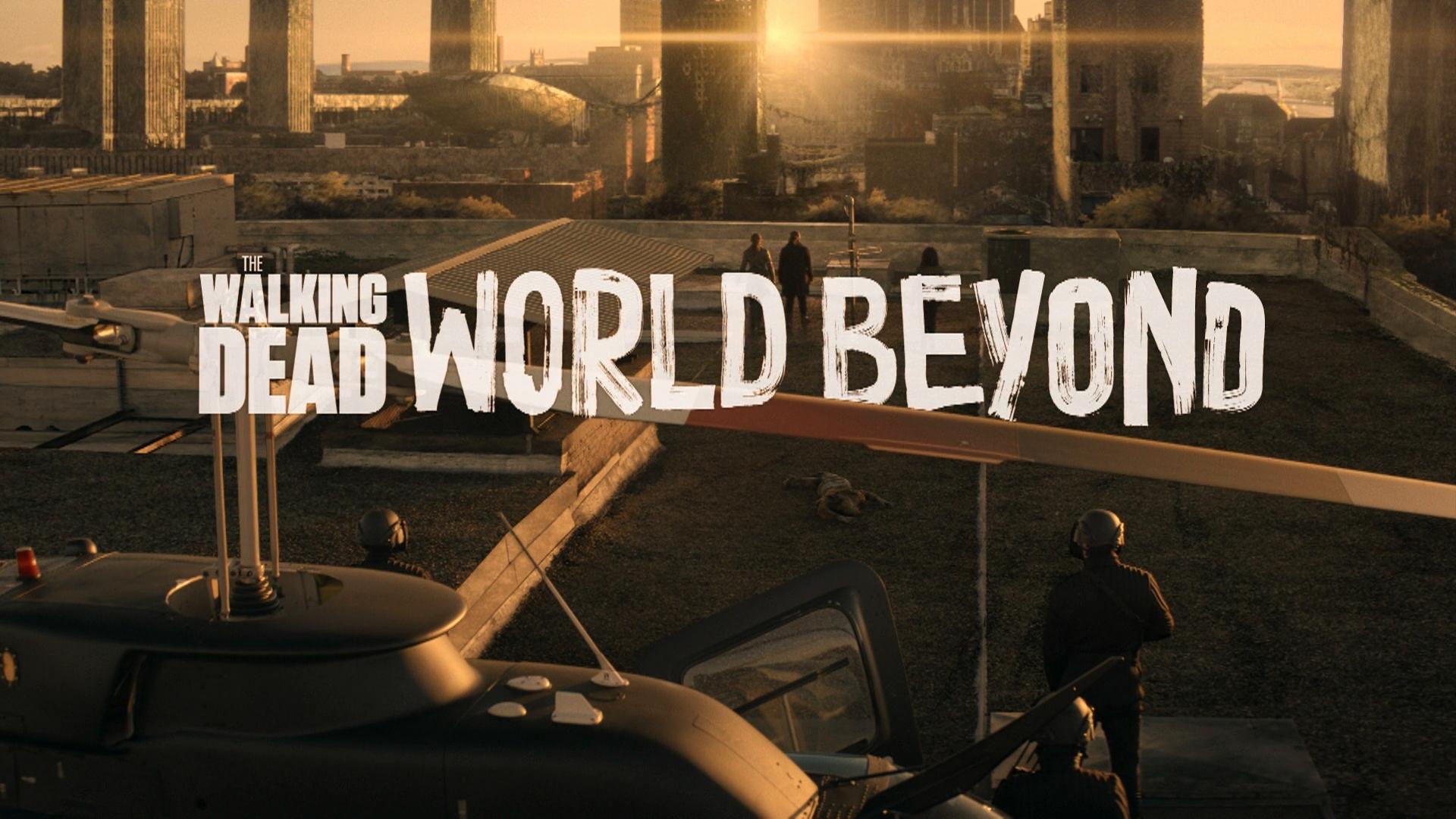 The Walking Dead: World Beyond Temporada 2 (2021) 1080p WEB-DL AMZN Latino