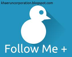 Cara Memasang Tombol Follow Twitter Keren Di Blog