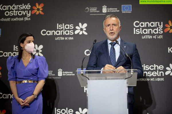 La apuesta canaria por el turismo nacional en verano estará acompañada por la recuperación del 100% de la conectividad