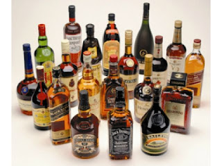koleksi minuman keras