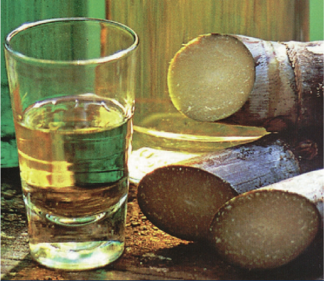 Álcool na Cachaça