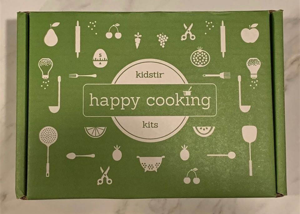 Kidstir happy cooking box #ad