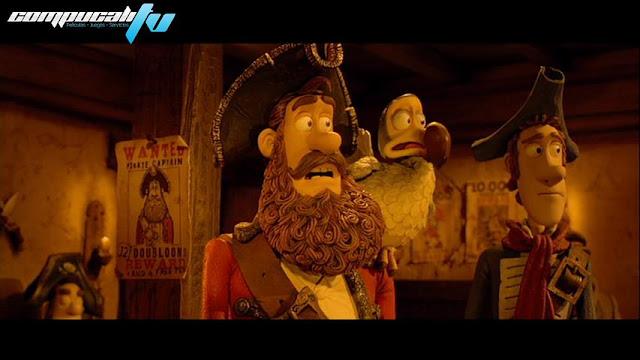 The Pirates Band of Misfits DVDR NTSC Español Latino Descargar 2012