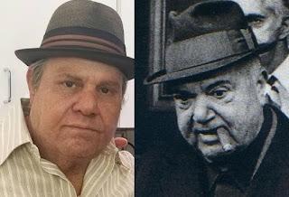 Domenick Lombardozzi y el verdadero Fat Tony Salerno