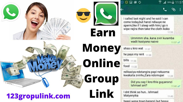 Join 2000+ Earn Money Online Whatsapp Group Links 2020