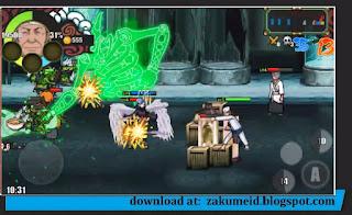 Gameplay Naruto Senki Mod Hero Battle Spesial Kemerdekaan Apk