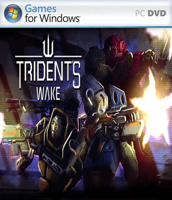 Tridents Wake PC Cover