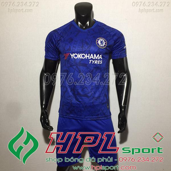 Áo câu lạc bộ Chelsea màu xanh 2020