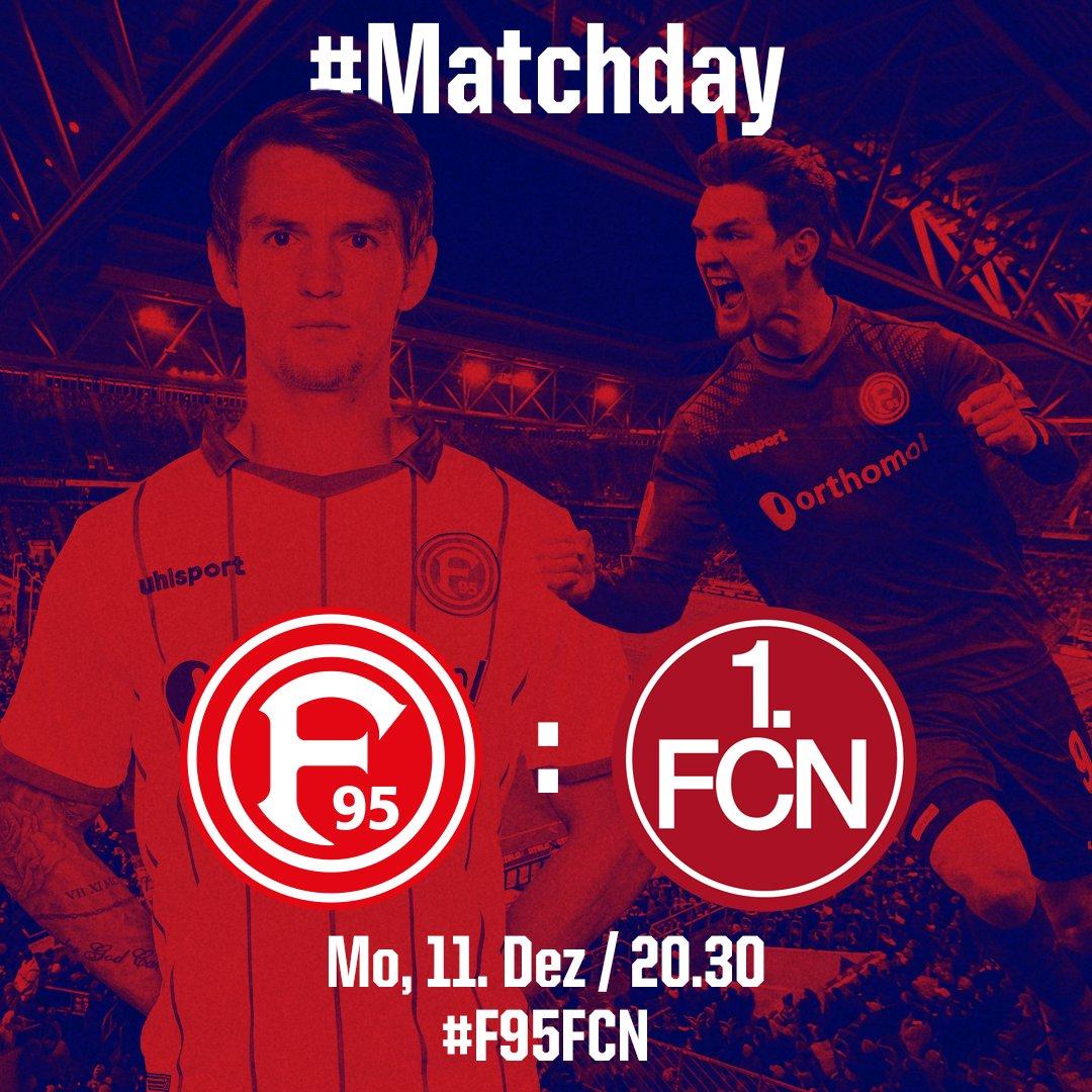[19:30 GMT] Fortuna Dusseldorf Vs FC Nurnberg
