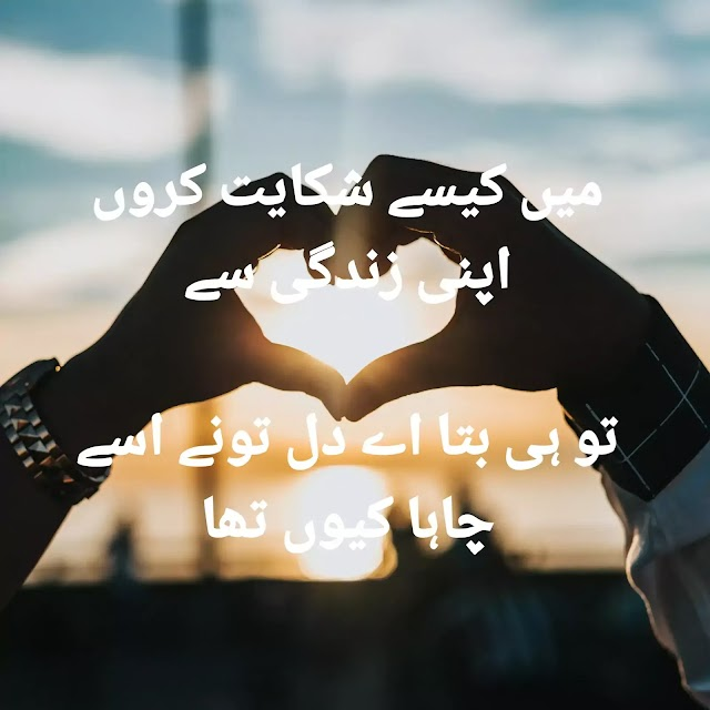 Dil Shayari in Urdu - Dil Poetry - Dil Quotes