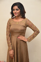 Eesha looks super cute in Beig Anarkali Dress at Maya Mall pre release function ~ Celebrities Exclusive Galleries 035.JPG