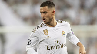 La Liga title race: Hazard important to Real Madrid like Messi for Barca