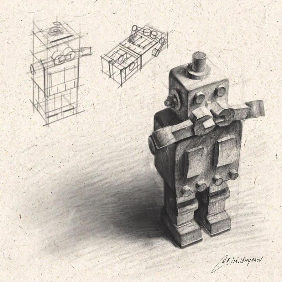 14-Vintage-robot-Rim-Umyarov-www-designstack-co