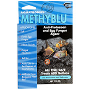 Methylene Blue for Aquarium, aid fish nitrate poisoning