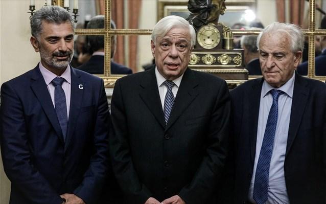 Τον Πρόεδρο της Δημοκρατίας επισκέφθηκε αντιπροσωπεία της ΠΟΕ