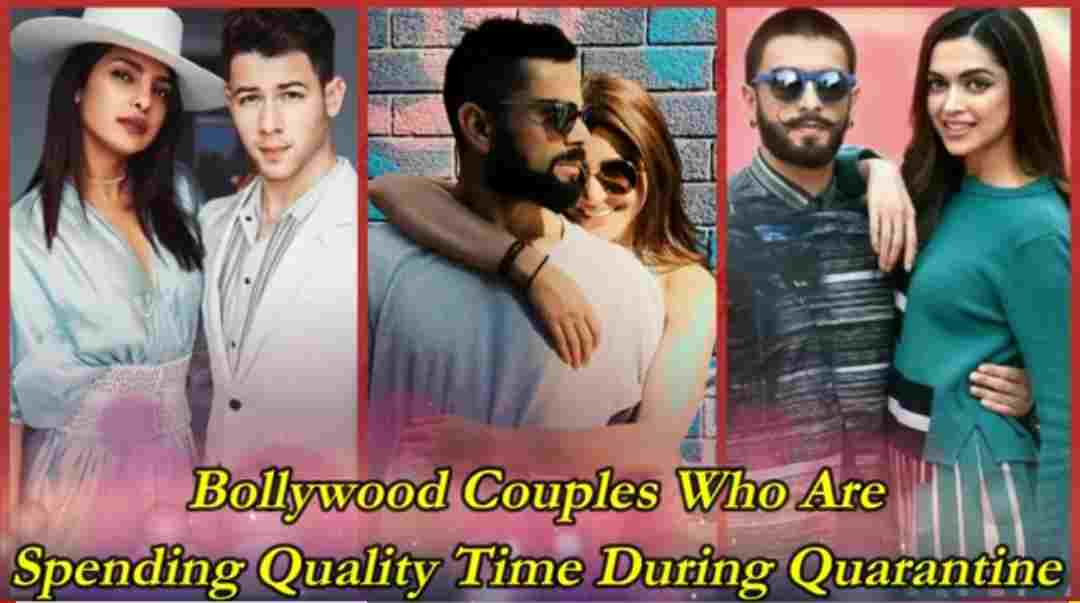 Bollywood Couples Who Are Spending Quality Time During Lockdown