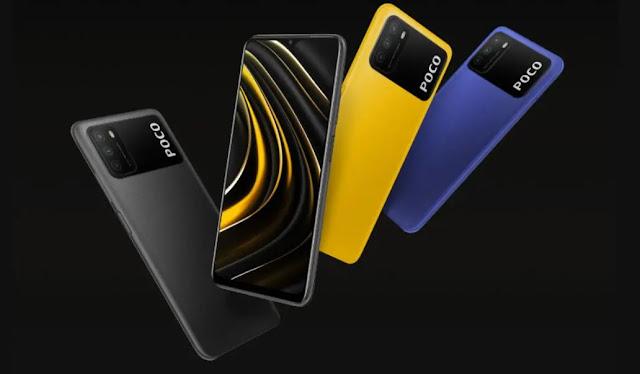 رسميًا  سعر ومواصفات هاتف بوكو ام 3 – Poco M3