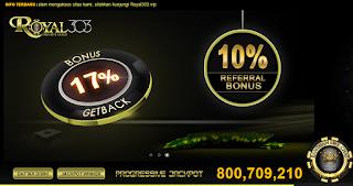 2 Situs Poker Terbaik Di Indonesia Yang Memberikan Bonus Seumur Hidup