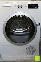 Erfahrungsbericht: Bosch WTW875W0 Serie 8 Wärmepumpentrockner / A+++ / 8 kg / Selbstreinigender Kondensator / weiß [Energieklasse A+++]