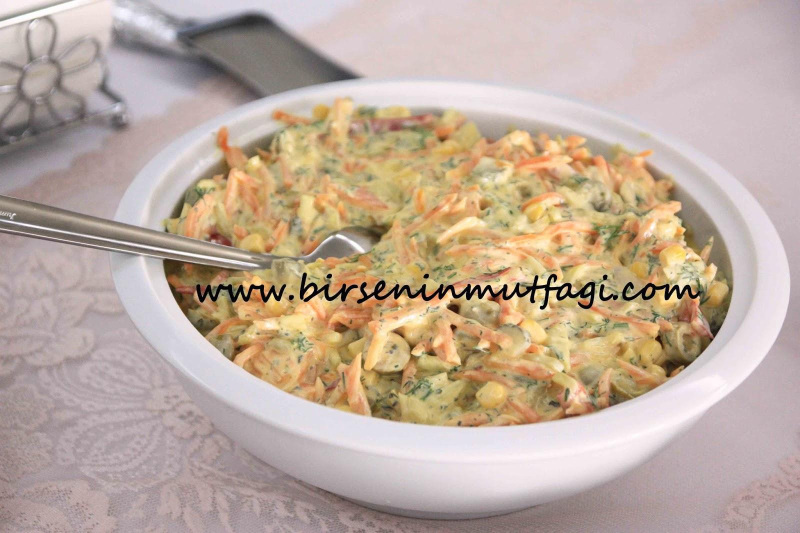 Prenses Salata Tarifi – Salata Tarifleri