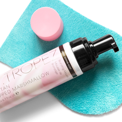 St. Tropez Whipped Marshmallow Bronzing Mousse