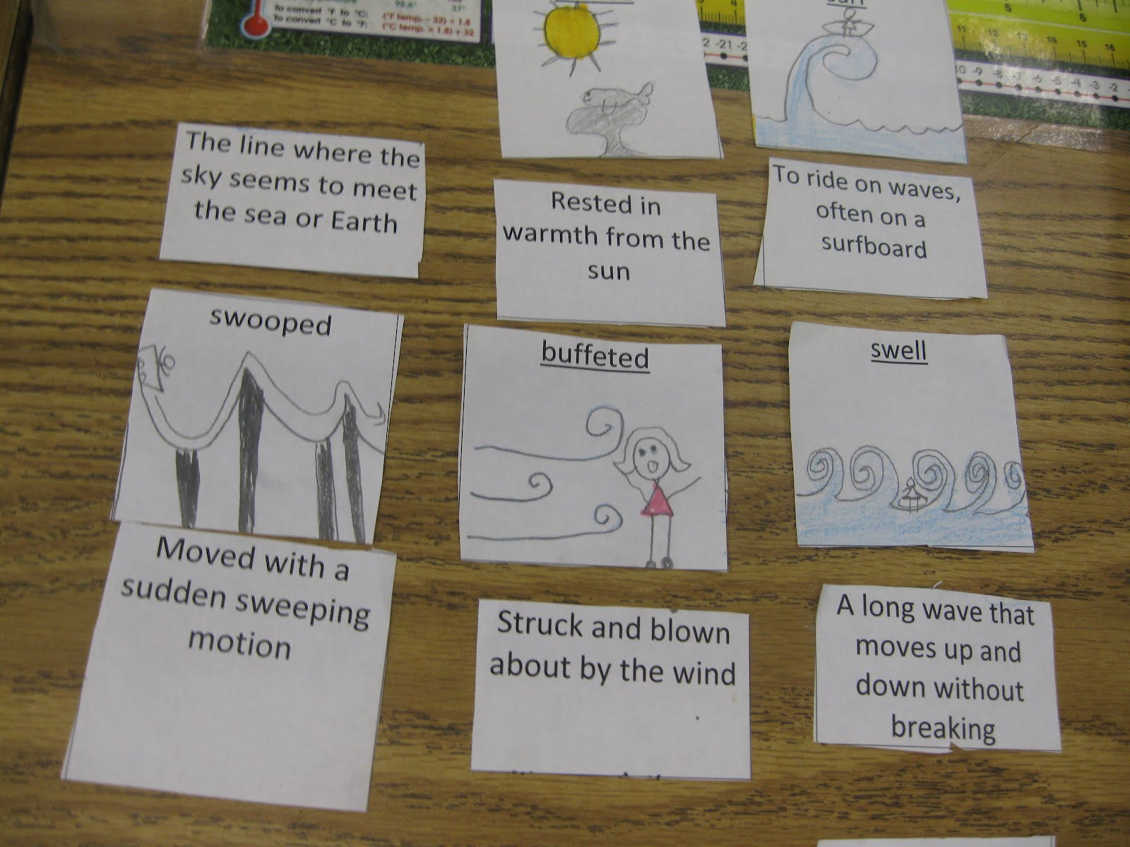 Third Grade Thinkers Vocabulary And Comprehension