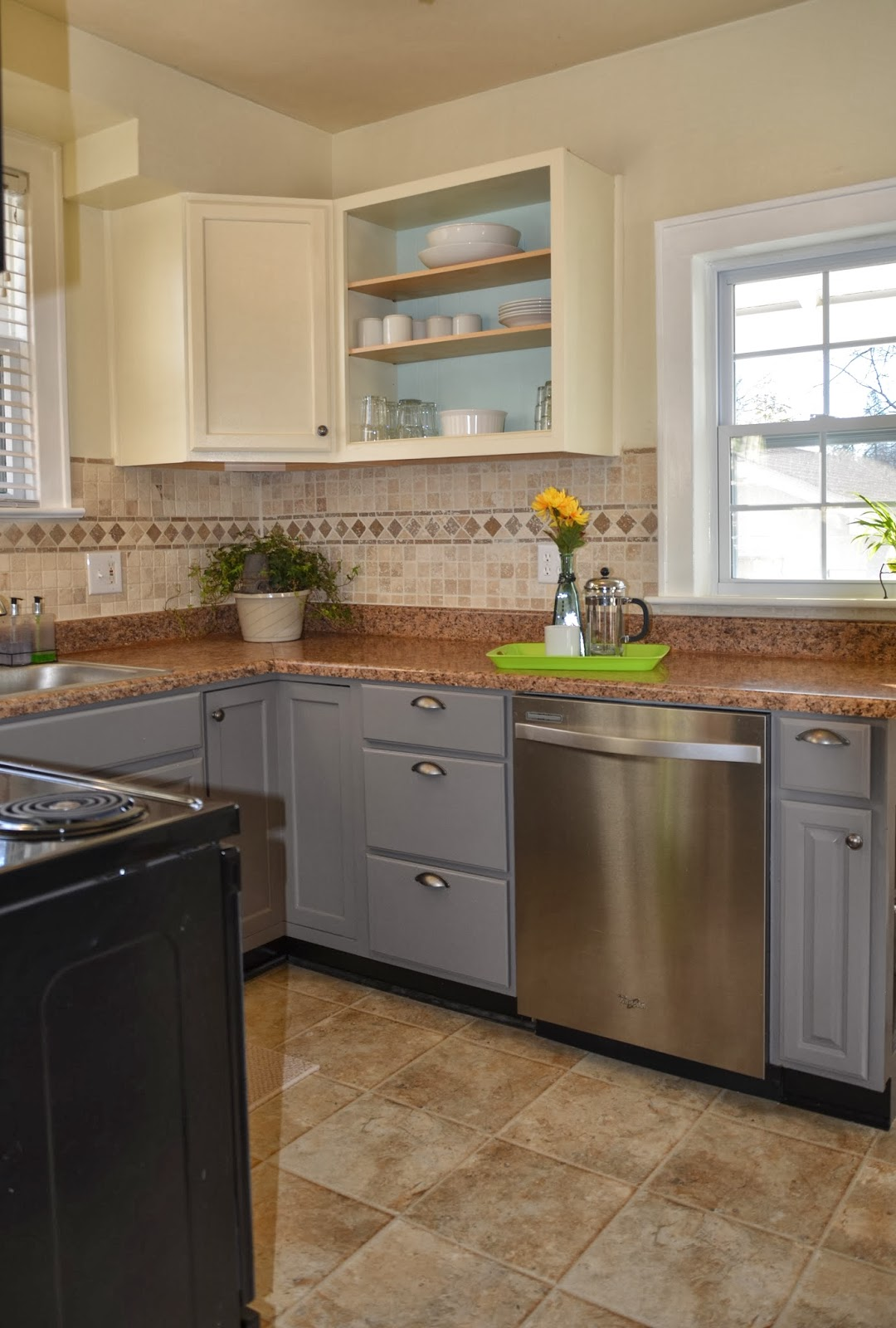 Kitchen Remodeling Virginia Beach Granite Island A Little Paint Spackle One Nine Inch Drawer