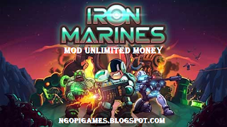 Download Iron Marines Apk Mod Terbaru Gratis