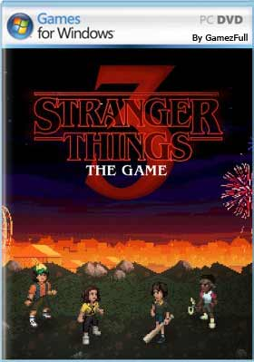 Descargar Stranger Things 3 The Game pc español mega y google drive /