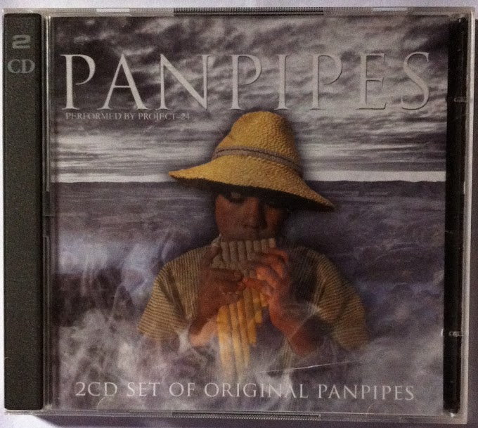 CD doble - Panpipes