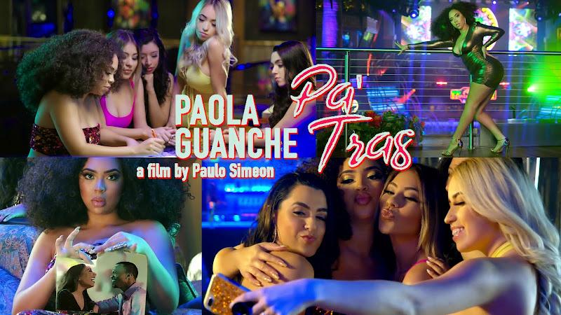 Paola Guanche Nuviola - ¨Pa' Tras¨ - Videoclip - Director: Paulo Simeón. Portal Del Vídeo Clip Cubano