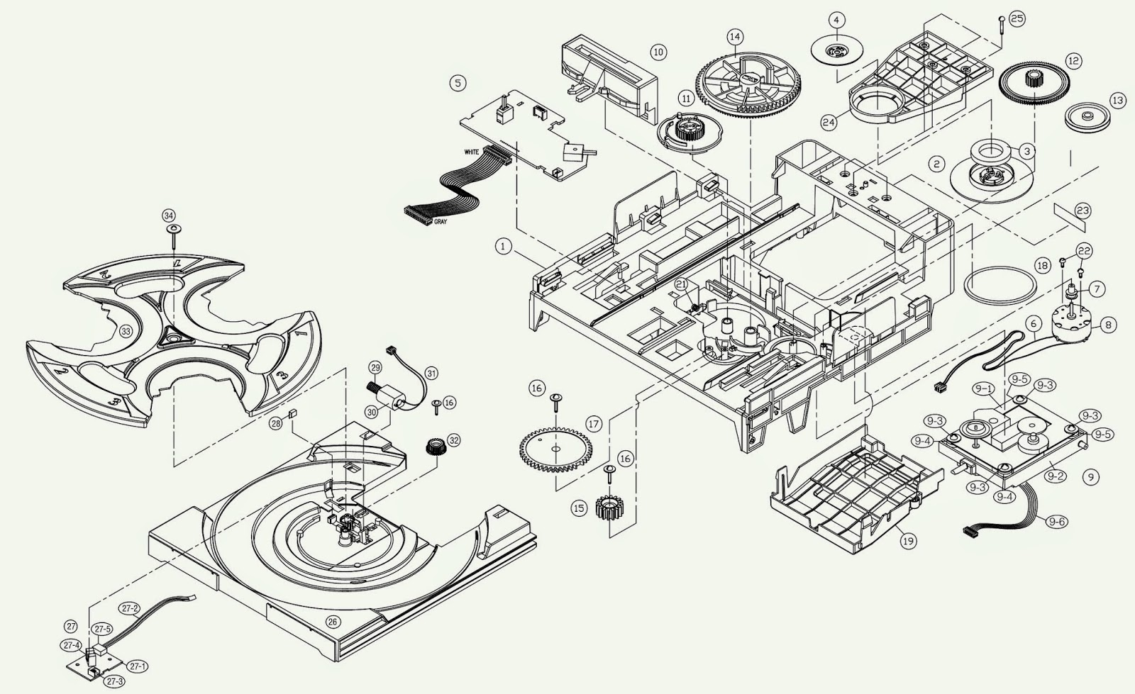 HOME SPEAKER SYSTEM WIRING DIAGRAM FREE PICTURE  Auto