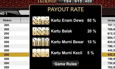 Permainan Kartu Qiu Qiu