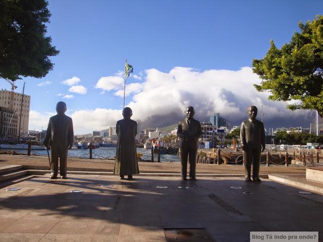 [Viajando na História] O mês de Fevereiro na História - Nelson Mandela é libertado da prisão em Robben Island