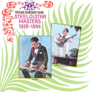 Vintage Hawaiian Music: Steel Guitar Masters 1928–1934