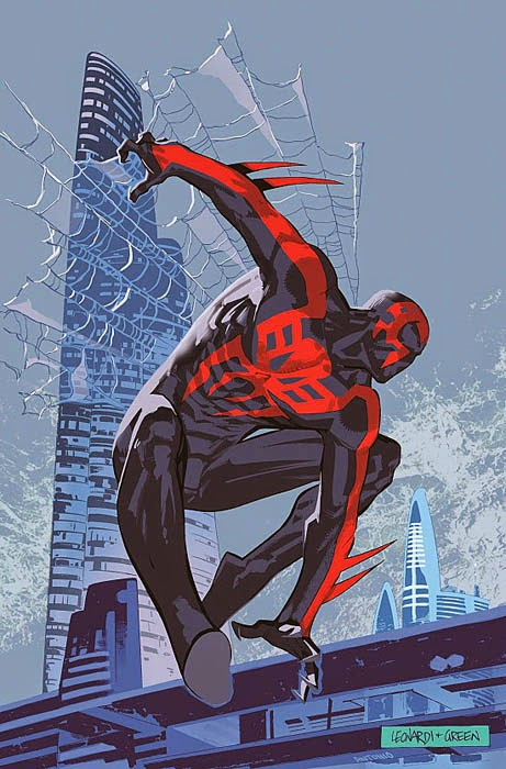 spiderman 2099 cover 2014