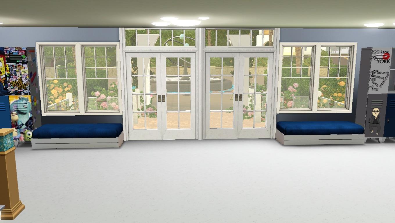 Sims 3 door