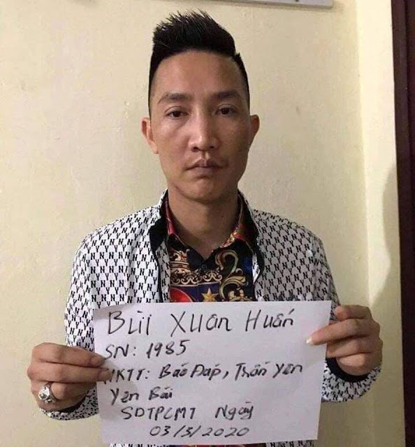 """Huấn Hoa Hồng lại bị CA TP.HCM truy tìm, Nguyễn Sin hứa""""sẽ là 2 cái ghế vào đầu"""
