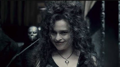 Helena Bonham Carter as Bellatrix Lestrange